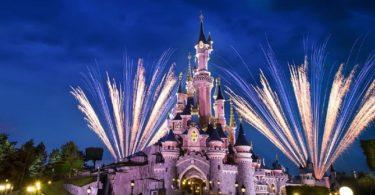 Charles De Gaulle to Disneyland Paris