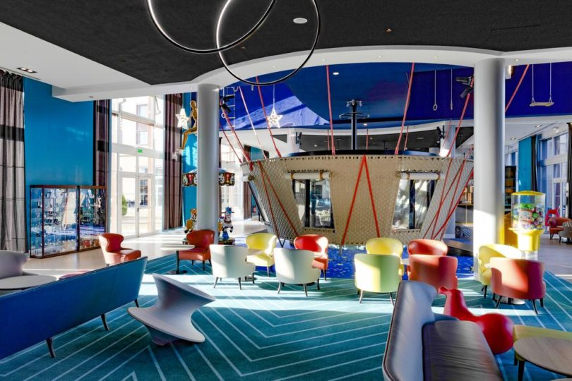 Hotel Vienna House Magic Circus
